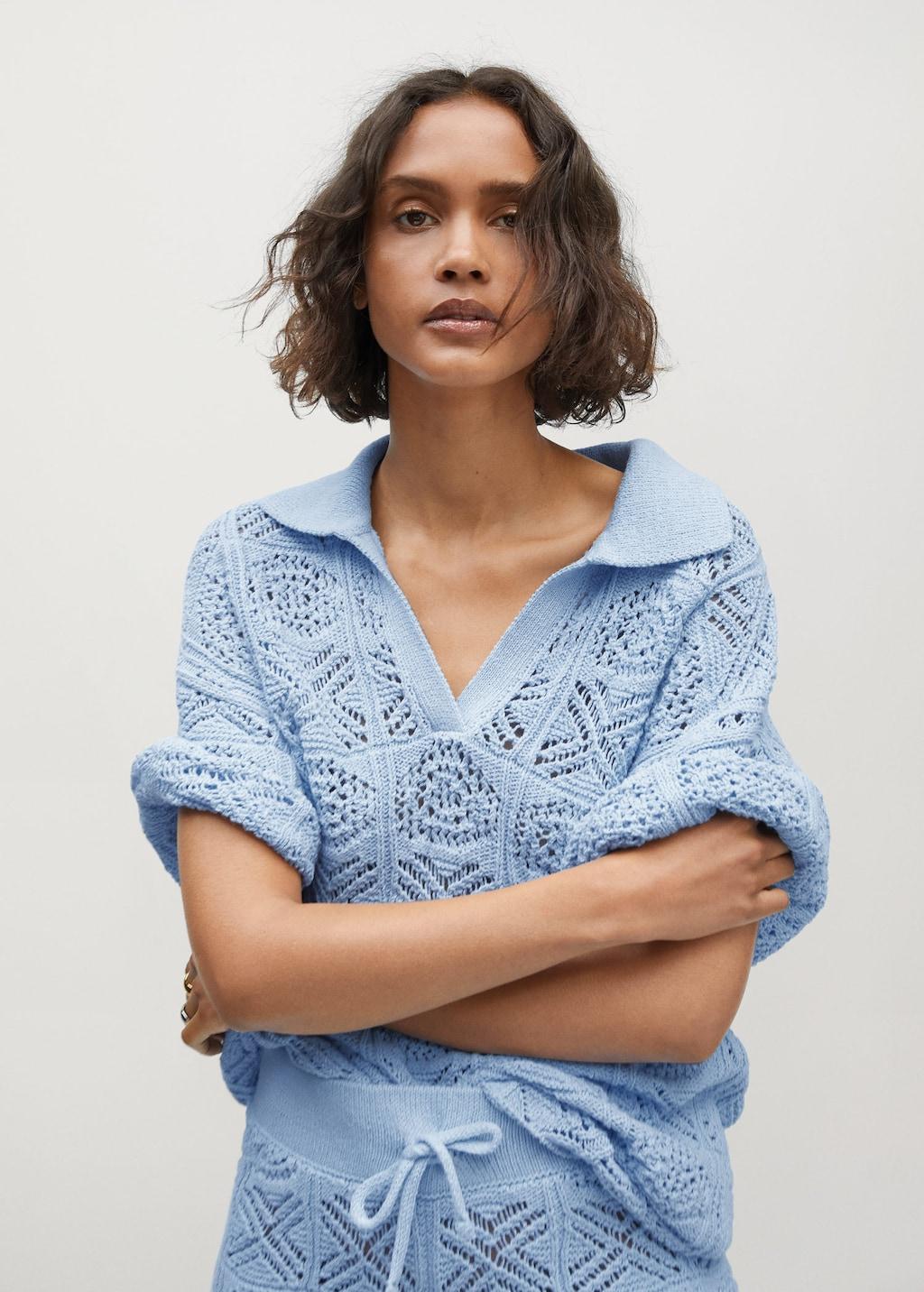 STYLECASTER | Crochet Trend Summer