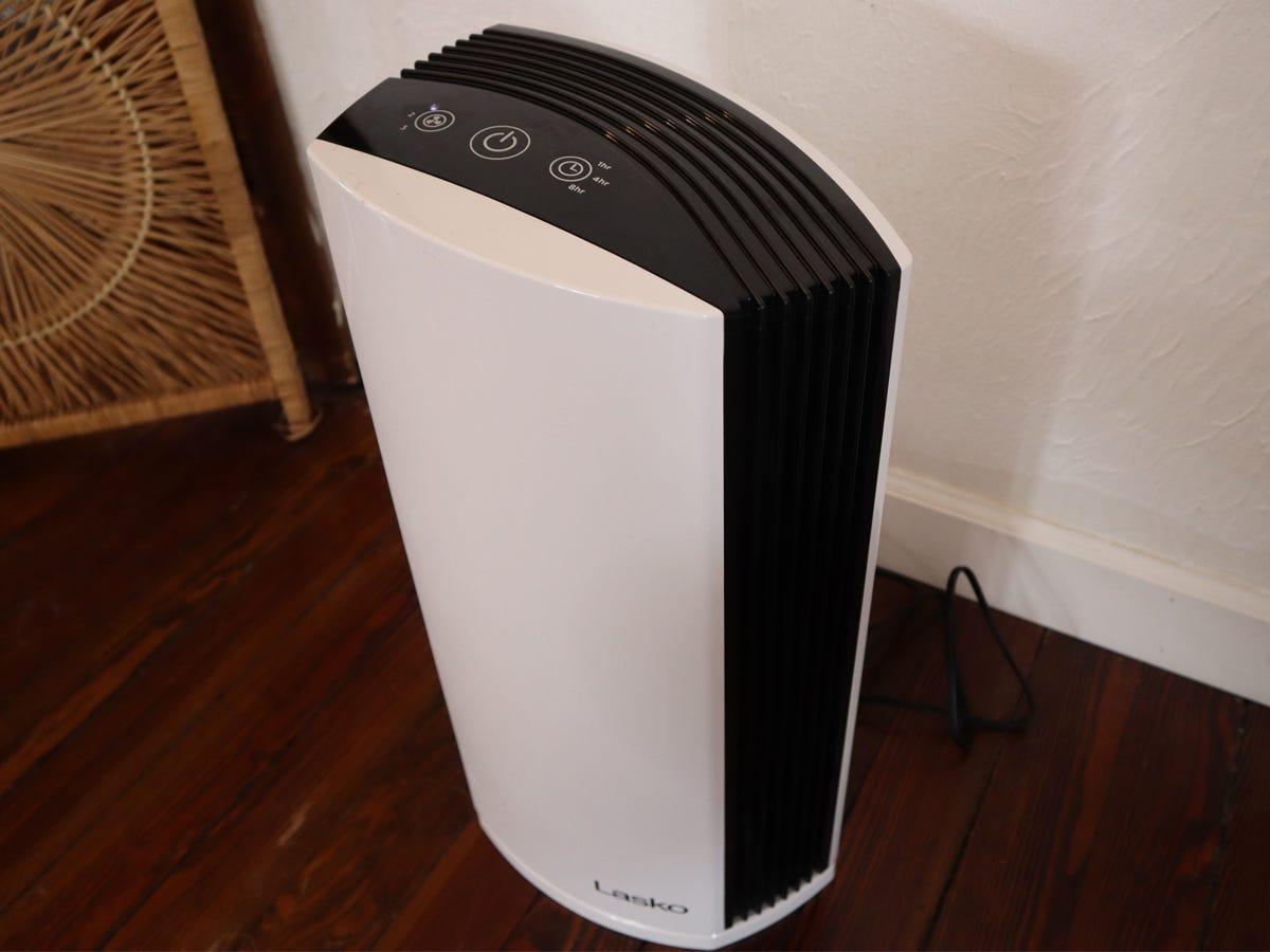 best budget air purifier of 2021 Lasko LP300