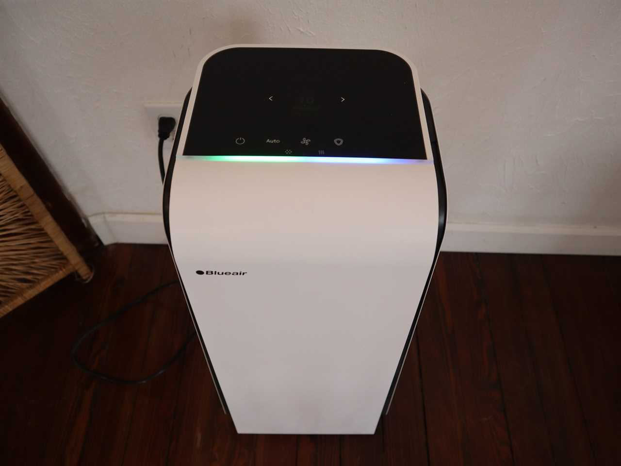 best smart air purifier 2021 Blueair HealthProtect 7470i
