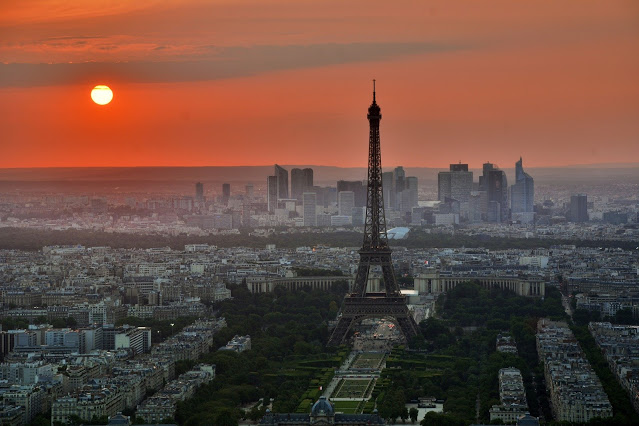 Best Countries to be an English Teacher, Paris