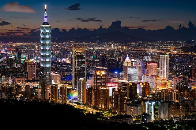 Best Countries to be an English Teacher, Taiwan