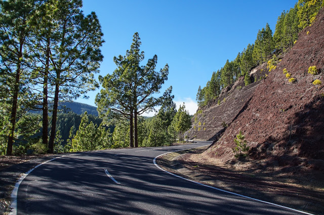 Tenerife A Hiker and Mountain Biker Paradise, roads