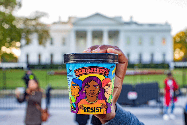 customer engagement strategy example: ben and jerrys