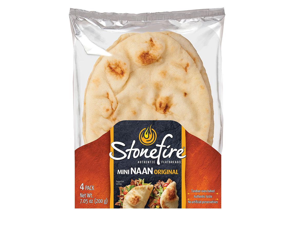 stonefire mini naan